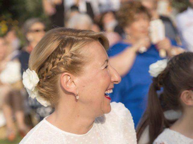 Il matrimonio di Fabio e Lara a Carmignano, Prato 23