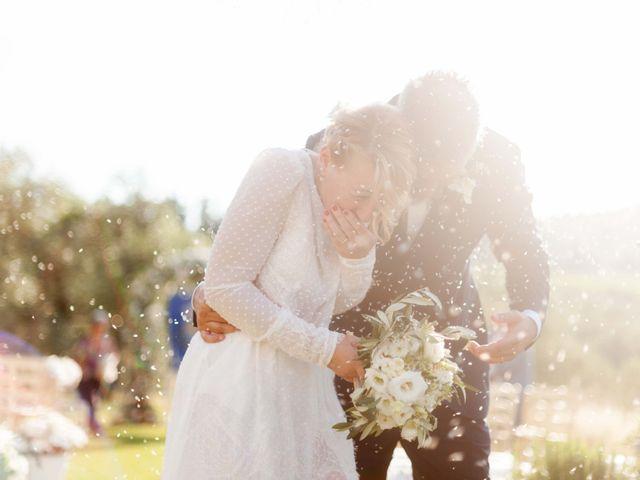 Il matrimonio di Fabio e Lara a Carmignano, Prato 25