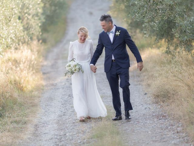 Il matrimonio di Fabio e Lara a Carmignano, Prato 26