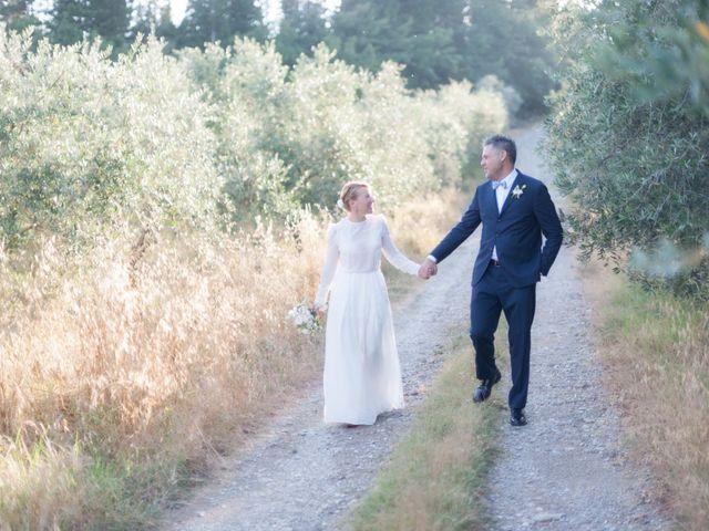 Il matrimonio di Fabio e Lara a Carmignano, Prato 27