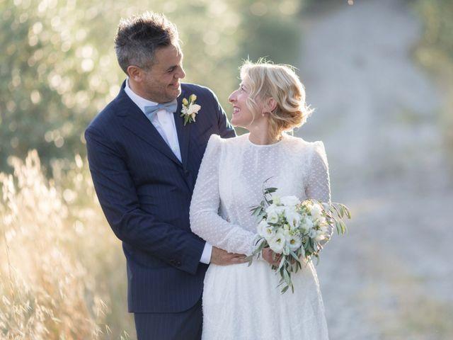 Il matrimonio di Fabio e Lara a Carmignano, Prato 28