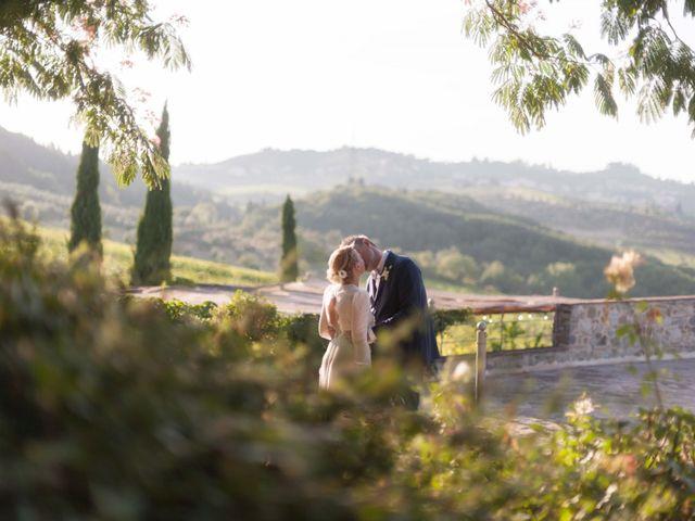 Il matrimonio di Fabio e Lara a Carmignano, Prato 32