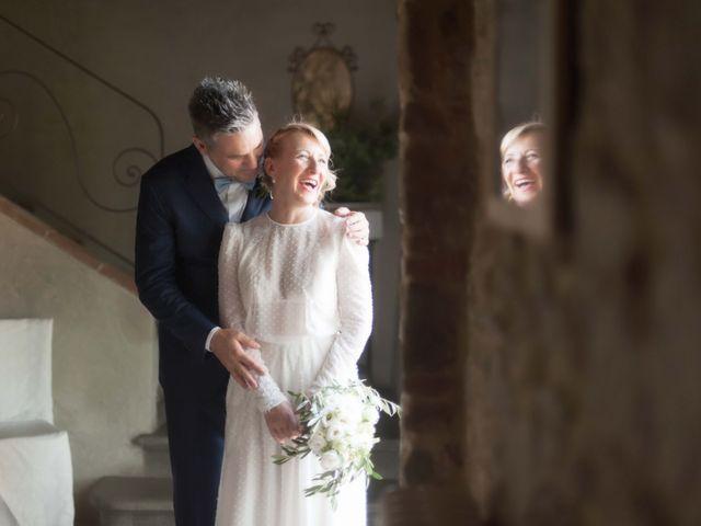 Il matrimonio di Fabio e Lara a Carmignano, Prato 33