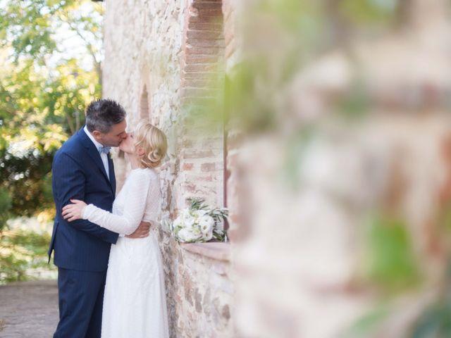 Il matrimonio di Fabio e Lara a Carmignano, Prato 34