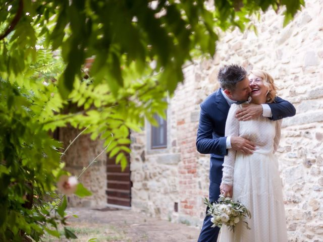 Il matrimonio di Fabio e Lara a Carmignano, Prato 35