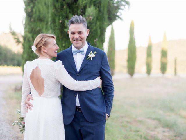 Il matrimonio di Fabio e Lara a Carmignano, Prato 36