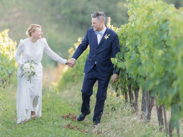 Il matrimonio di Fabio e Lara a Carmignano, Prato 37