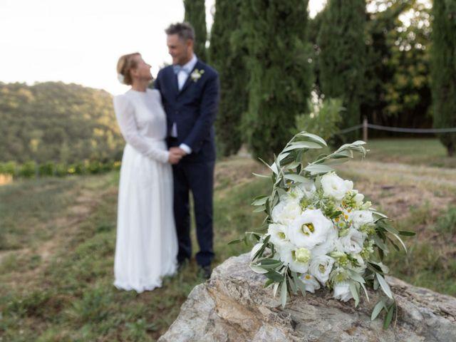 Il matrimonio di Fabio e Lara a Carmignano, Prato 38