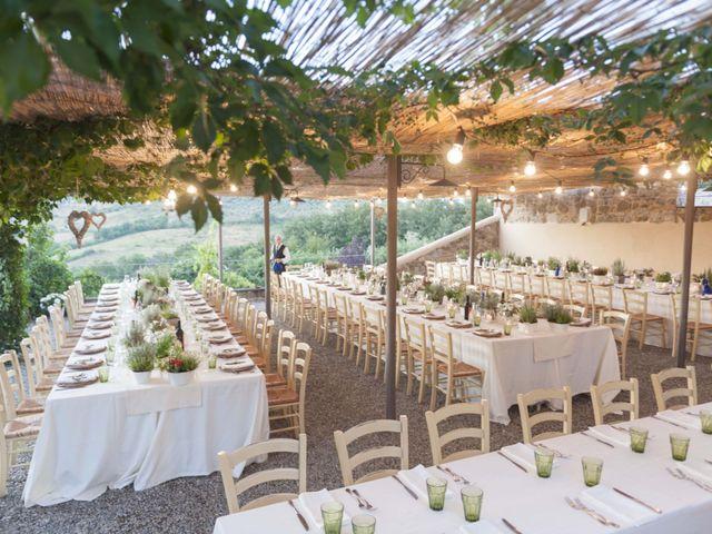 Il matrimonio di Fabio e Lara a Carmignano, Prato 39
