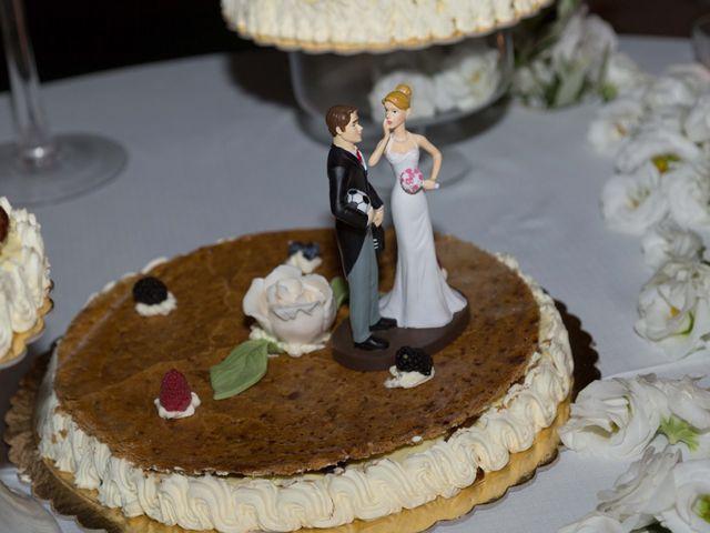 Il matrimonio di Fabio e Lara a Carmignano, Prato 48