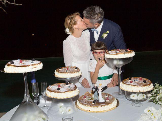 Il matrimonio di Fabio e Lara a Carmignano, Prato 50