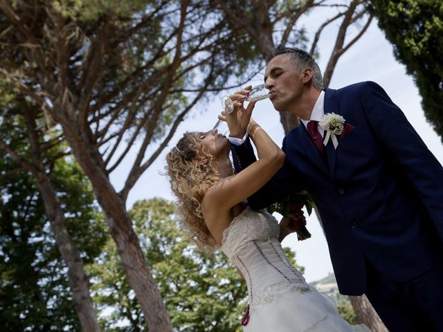 Il matrimonio di Alex e Chiara a Casola Valsenio, Ravenna 39