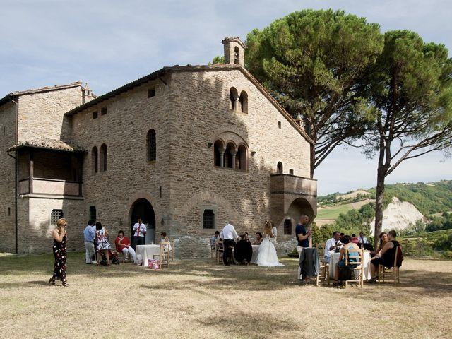 Il matrimonio di Alex e Chiara a Casola Valsenio, Ravenna 40