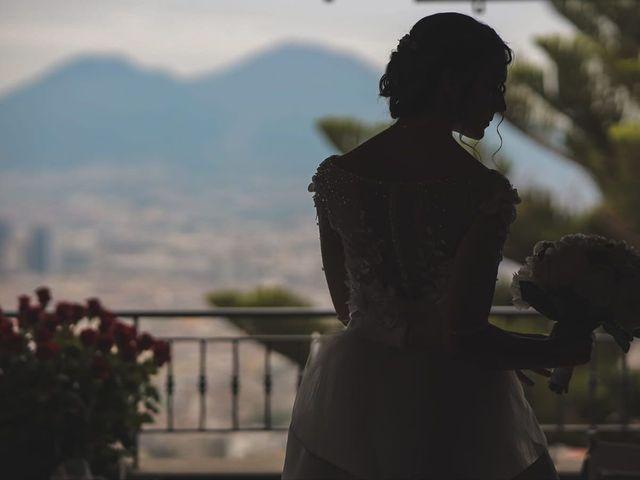Il matrimonio di Francesco  e Claudia  a Napoli, Napoli 1