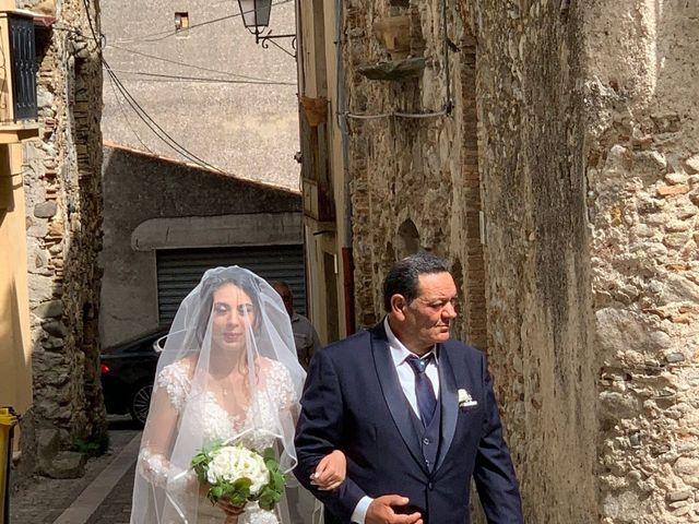 Il matrimonio di Francesco  e Giuseppina  a Platì, Reggio Calabria 10