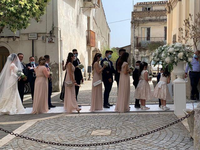 Il matrimonio di Francesco  e Giuseppina  a Platì, Reggio Calabria 11