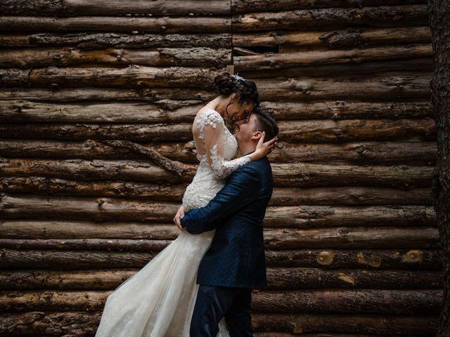 Le nozze di Giuseppina  e Francesco