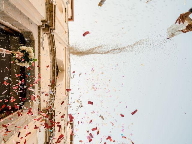 Il matrimonio di Francesco  e Giuseppina  a Platì, Reggio Calabria 20