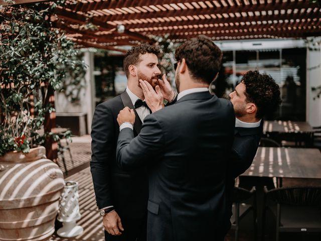 Il matrimonio di Titto e Valentina a Maiori, Salerno 26
