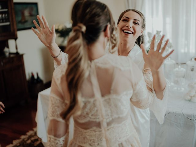 Il matrimonio di Titto e Valentina a Maiori, Salerno 40