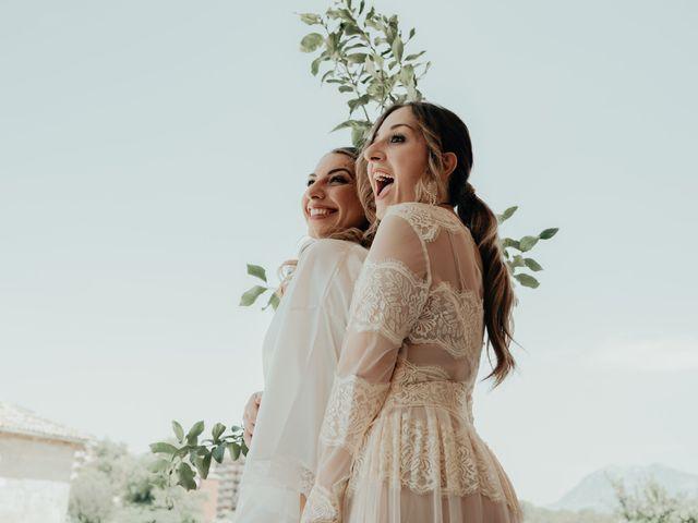 Il matrimonio di Titto e Valentina a Maiori, Salerno 42