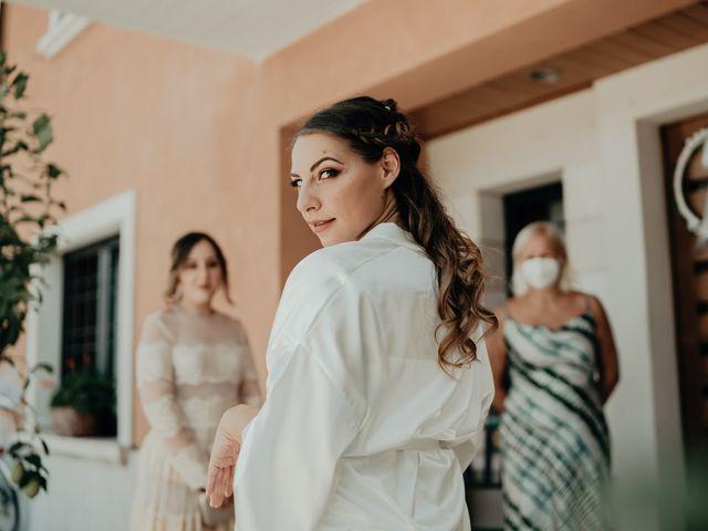 Il matrimonio di Titto e Valentina a Maiori, Salerno 43