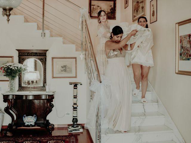 Il matrimonio di Titto e Valentina a Maiori, Salerno 44