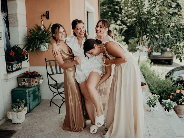 Il matrimonio di Titto e Valentina a Maiori, Salerno 46
