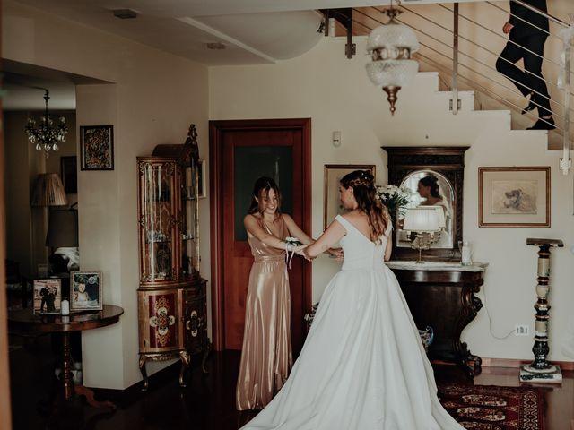 Il matrimonio di Titto e Valentina a Maiori, Salerno 78