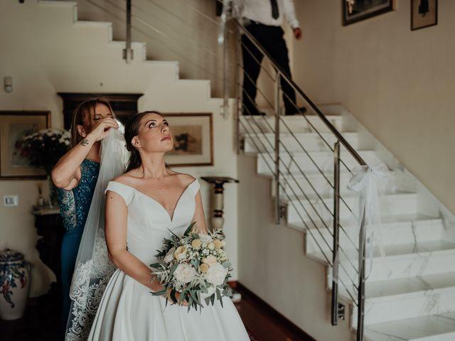 Il matrimonio di Titto e Valentina a Maiori, Salerno 79