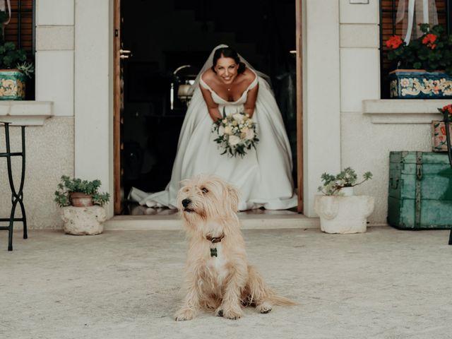 Il matrimonio di Titto e Valentina a Maiori, Salerno 80
