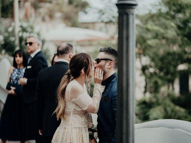 Il matrimonio di Titto e Valentina a Maiori, Salerno 83