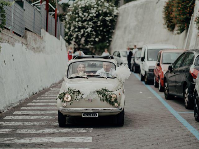 Il matrimonio di Titto e Valentina a Maiori, Salerno 85