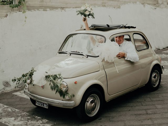 Il matrimonio di Titto e Valentina a Maiori, Salerno 89