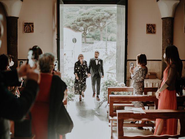 Il matrimonio di Titto e Valentina a Maiori, Salerno 90