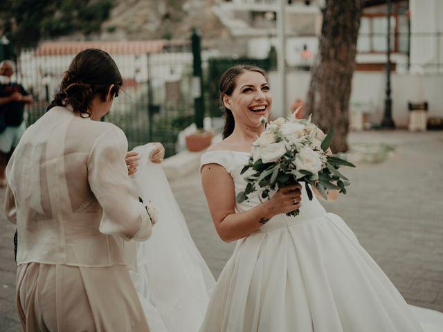 Il matrimonio di Titto e Valentina a Maiori, Salerno 93