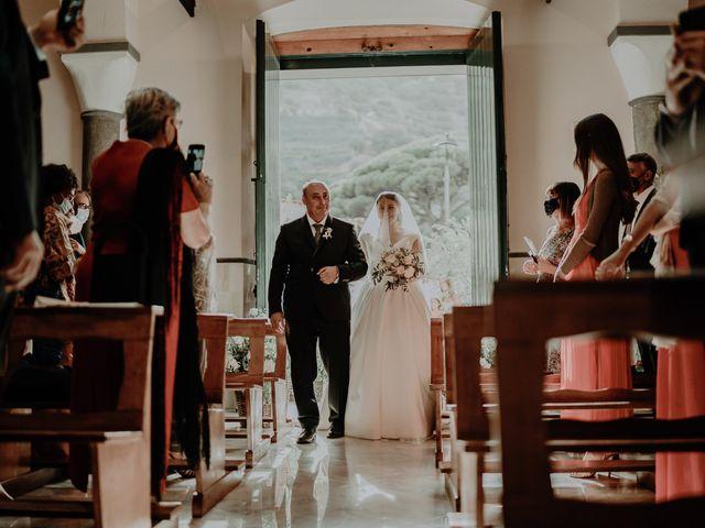 Il matrimonio di Titto e Valentina a Maiori, Salerno 97