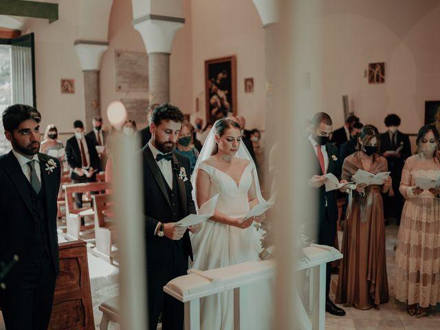 Il matrimonio di Titto e Valentina a Maiori, Salerno 99
