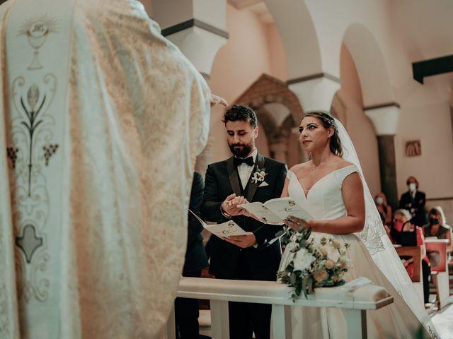 Il matrimonio di Titto e Valentina a Maiori, Salerno 101