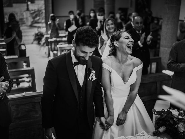 Il matrimonio di Titto e Valentina a Maiori, Salerno 104