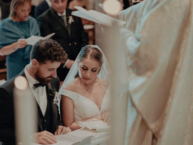Il matrimonio di Titto e Valentina a Maiori, Salerno 105