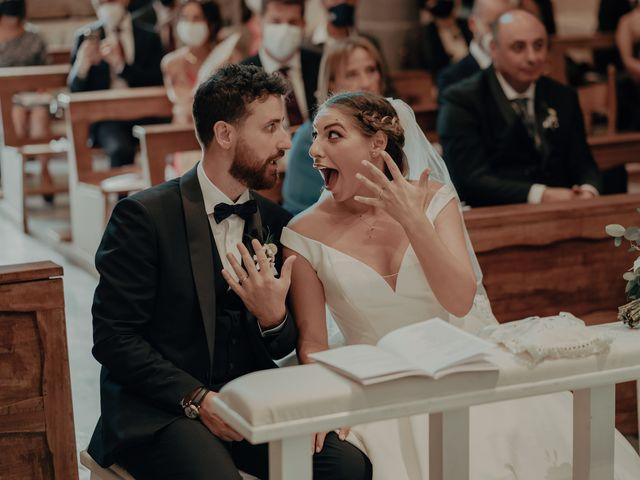 Il matrimonio di Titto e Valentina a Maiori, Salerno 106