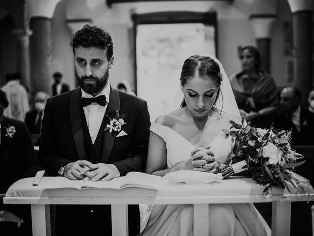 Il matrimonio di Titto e Valentina a Maiori, Salerno 107