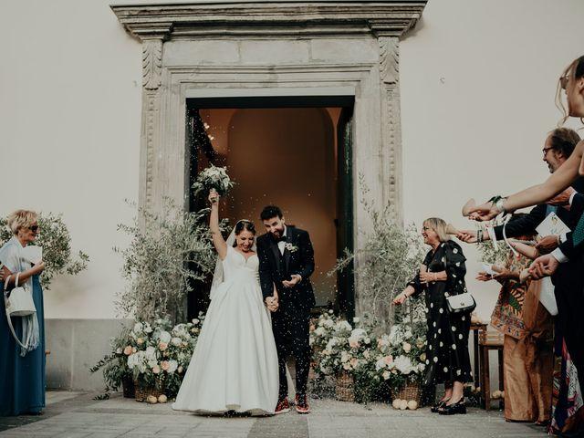 Il matrimonio di Titto e Valentina a Maiori, Salerno 110