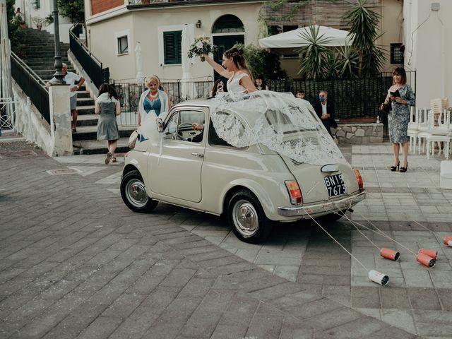 Il matrimonio di Titto e Valentina a Maiori, Salerno 120