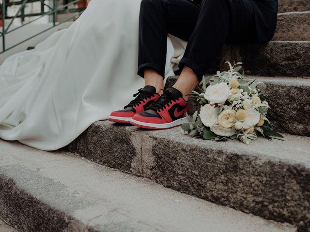 Il matrimonio di Titto e Valentina a Maiori, Salerno 125