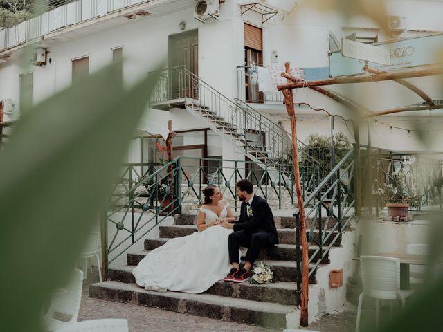 Il matrimonio di Titto e Valentina a Maiori, Salerno 126