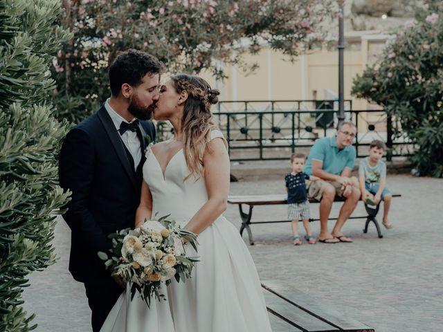 Il matrimonio di Titto e Valentina a Maiori, Salerno 128