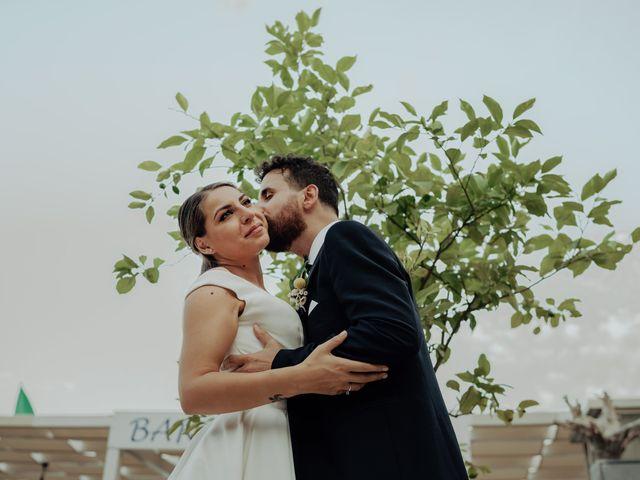 Il matrimonio di Titto e Valentina a Maiori, Salerno 130