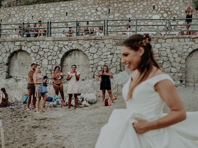 Il matrimonio di Titto e Valentina a Maiori, Salerno 132